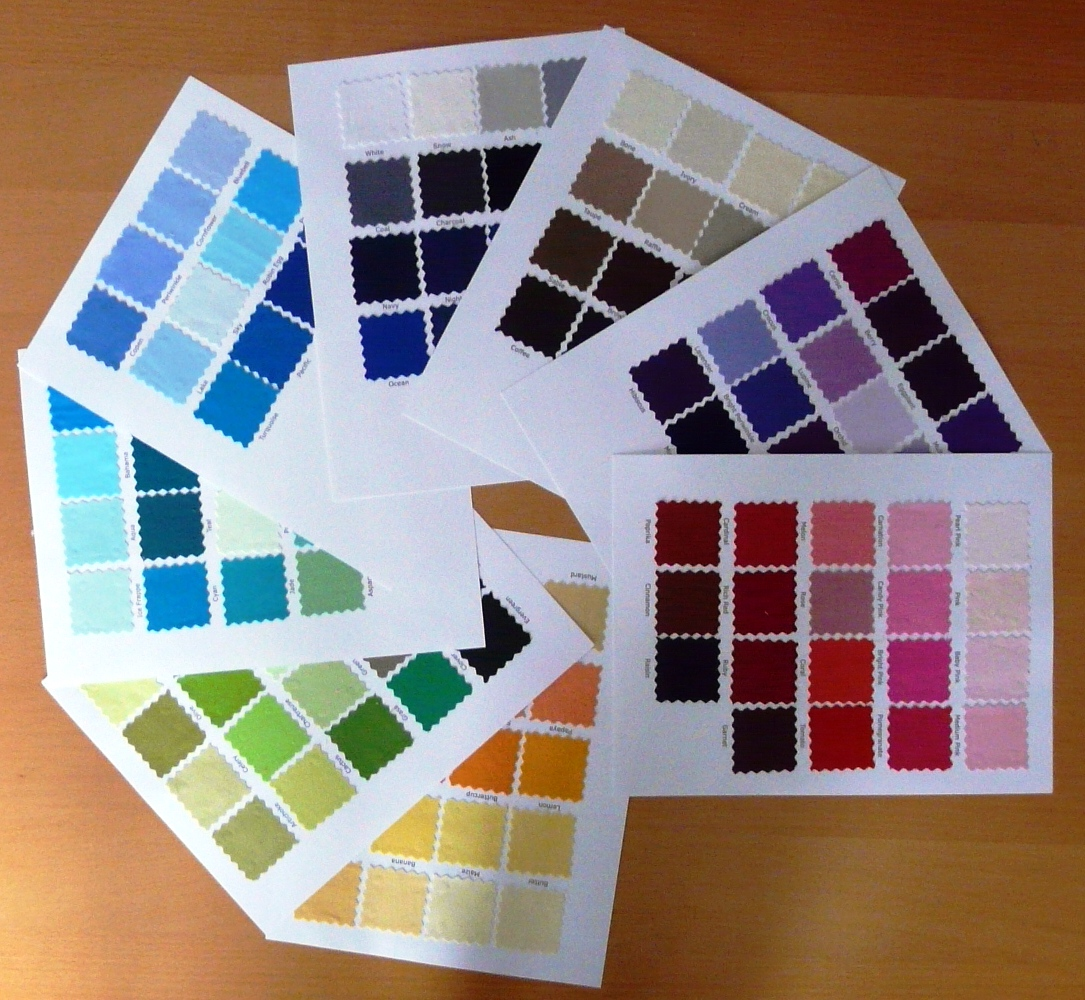 Kona color charts mad about patchwork nvjuhfo Images